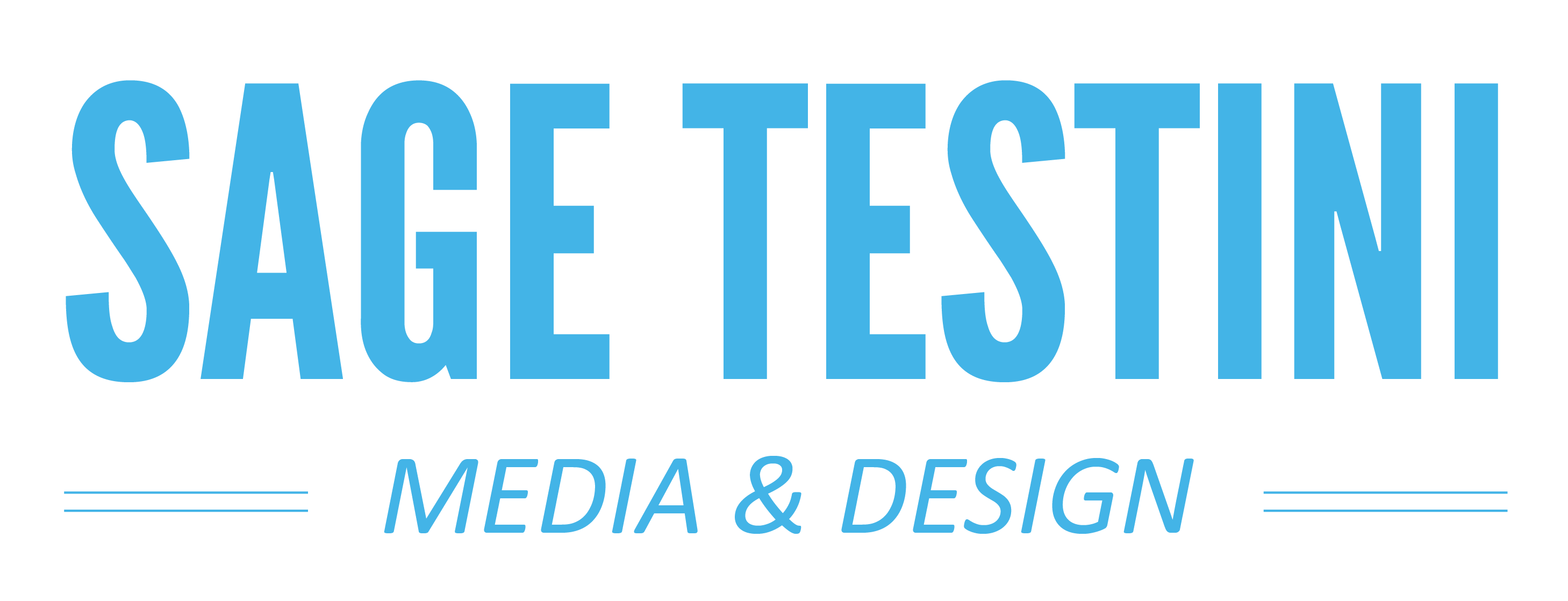 Digital Media and Design Specialist Vancouver - Sage Testini. Providing services in Front-End Web Design, Graphic Design, and Video Production.
